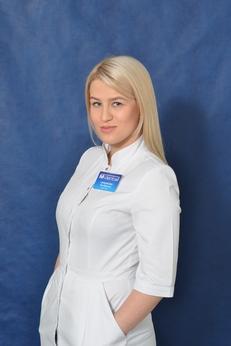 Сарафанова Яна